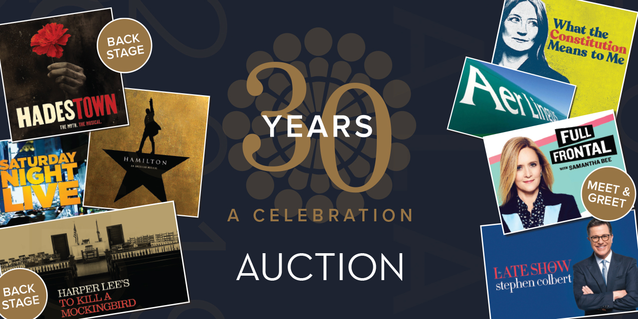 2019 Auction: Bid to win once-in-a-lifetime experiences!