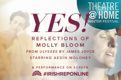 YES! Reflections of Molly Bloom: A Performance on Screen