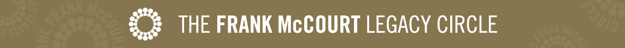 The Frank McCourt Legacy Circle